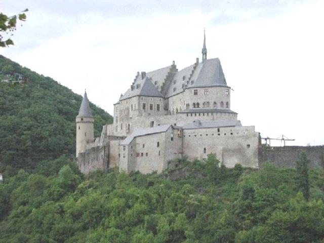 курорты люксембурга
