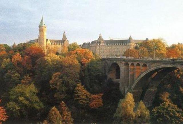 люксембург отдых