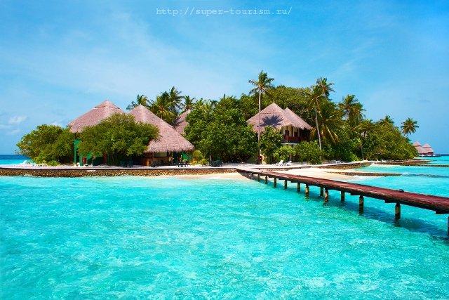 Мальдивы пляж отдых и туризм