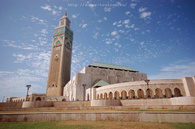 Мечеть Хасана Марокко отдых и туризм