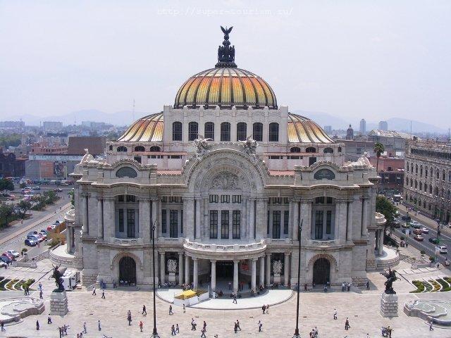Мексиканский оперный театр туры в Мексику