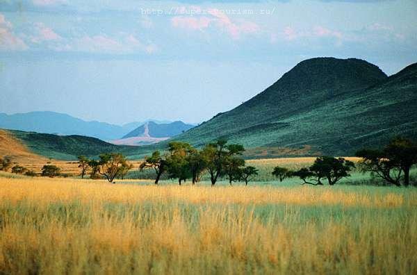 Отдых в Намибии активный туризм