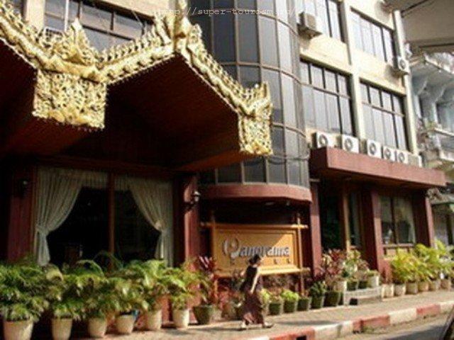 Отели Мьянмы туризм и отдых