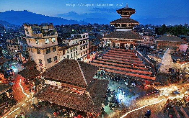 отели Непала