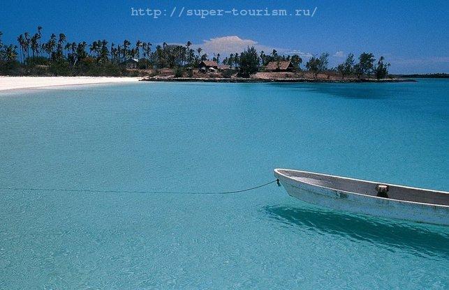 Пляжный отдых Мозамбик