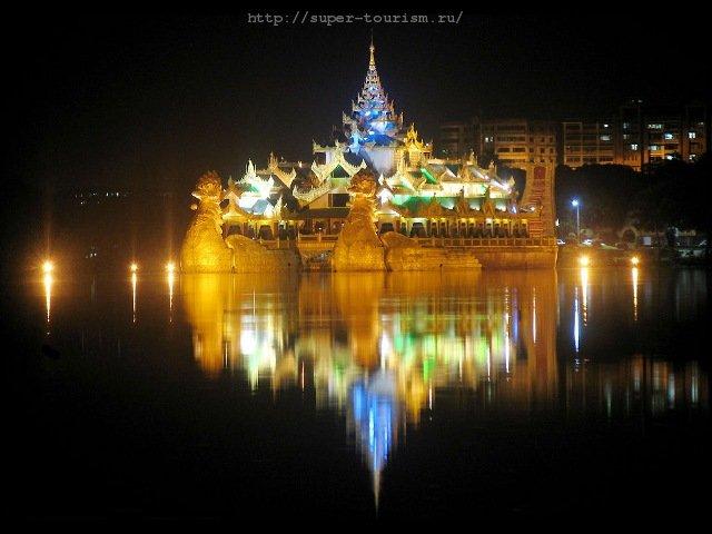 Туры в Мьянму отдых за границей