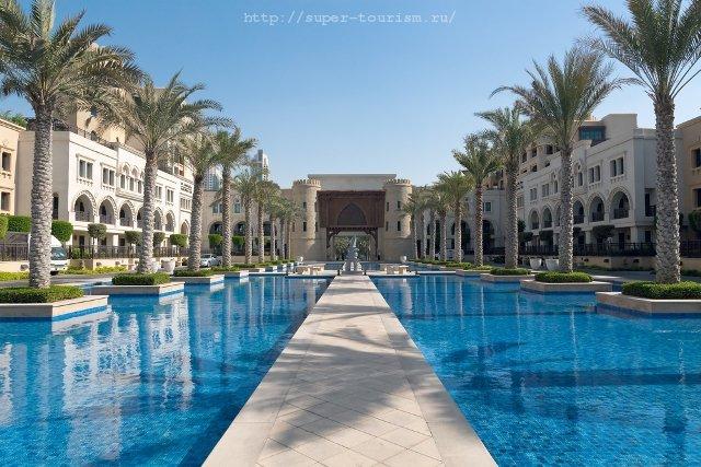 Туры в ОАЭ Отель в Дубае