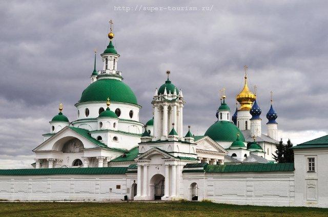 Россия, Спасо-Яковлевский монастырь в Ростове Великом
