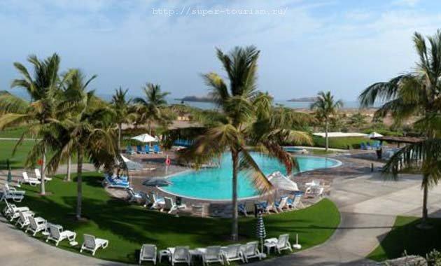 Оман пляжный отдых и туры