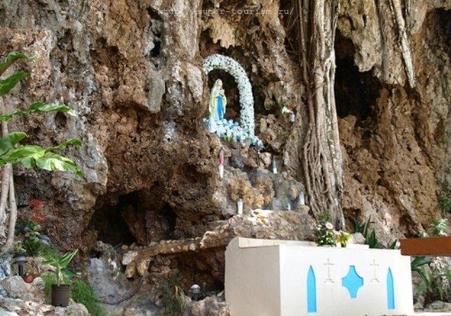 Марианские острова Святилище Богоматери
