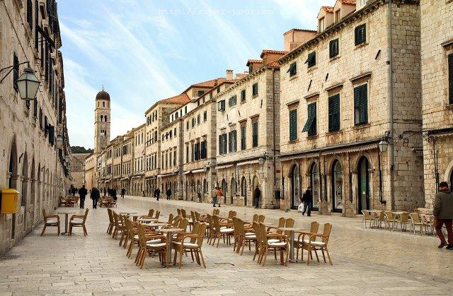 Дубровник Хорватия туризм и отдых
