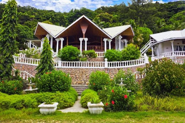 Отель на Сейшельских островах