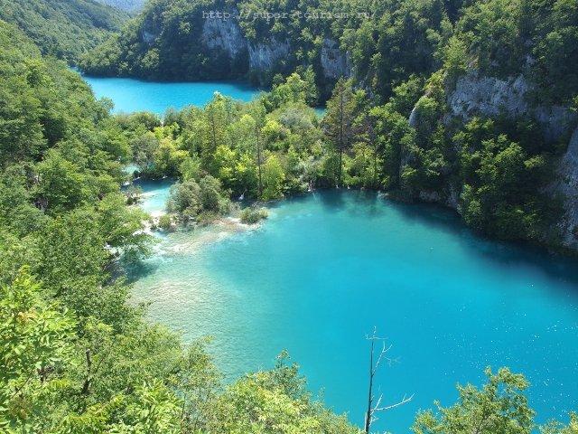 пляжный отдых в Хорватии Плитвицкие озера