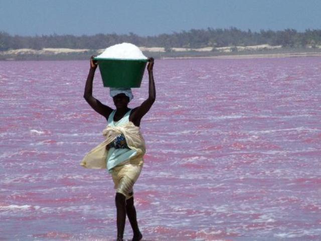 в Сенегале пляжный отдых