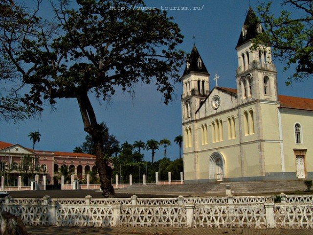Сан-Томе и Принсипи туризм за границей