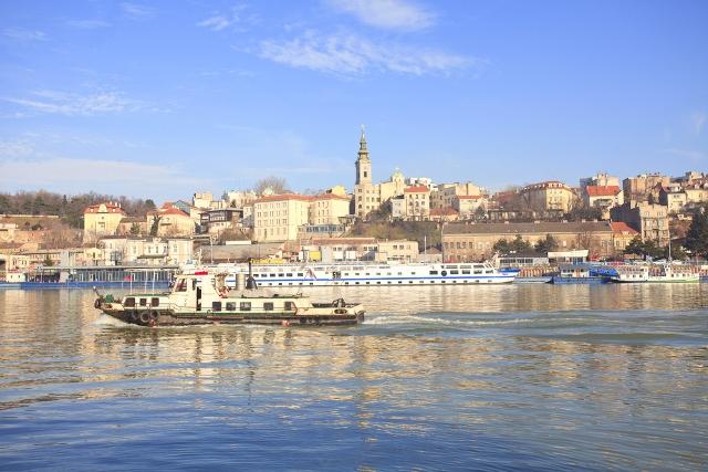Белград Сербия путешествие в страну