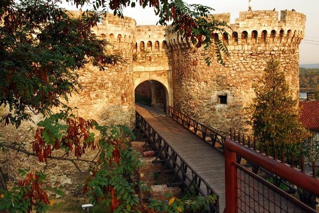 Белградская крепость Сербия отдых и туризм