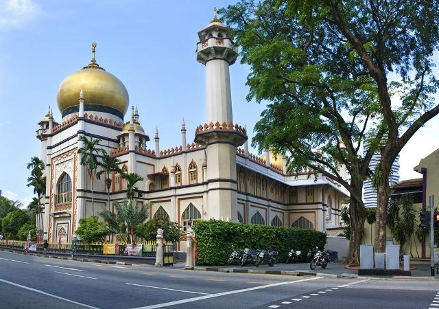 Сингапур экзотический отдых и путешествие