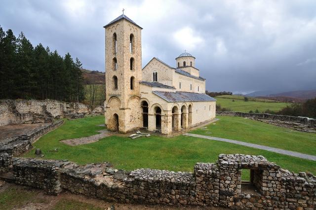 Монастырь Сопочаны Сербия