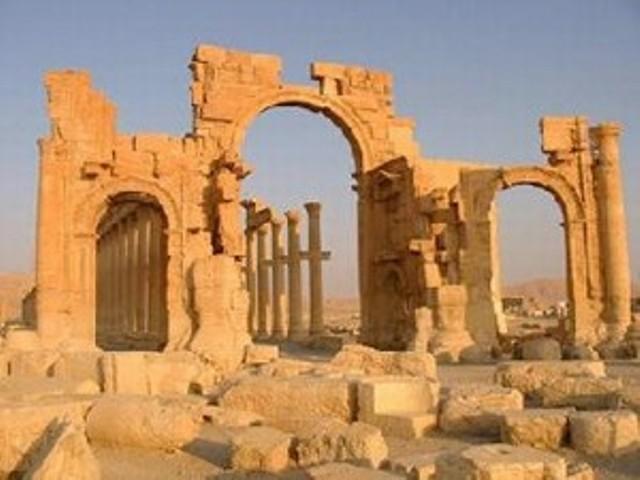 Сирия достопримечательности страны
