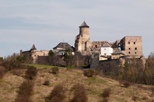 Замок в Стара Любовне отдых в Словакии