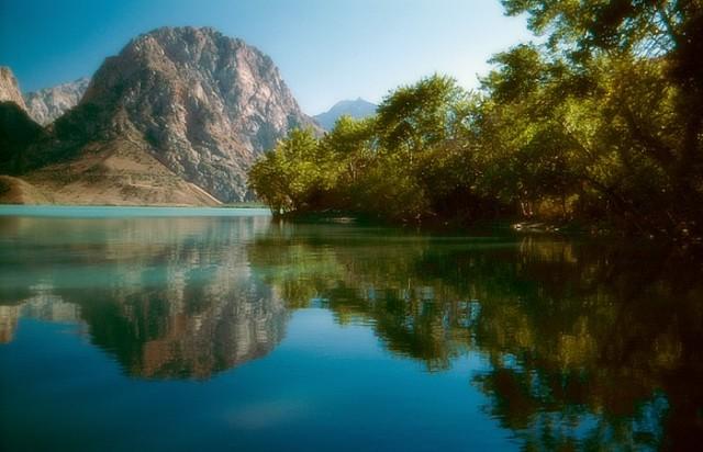 Отдых в горной стране Таджикистан