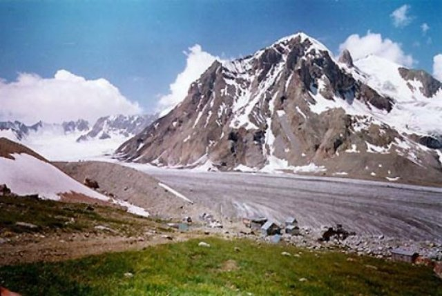 Отдых в Таджикистане альпинизм
