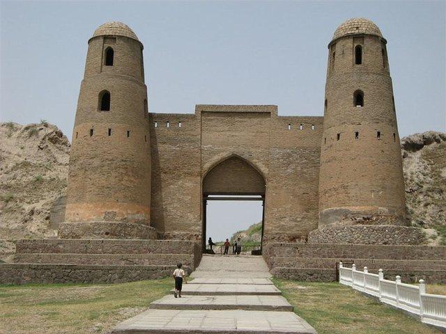 Путешествие в древнюю страну Таджикистан