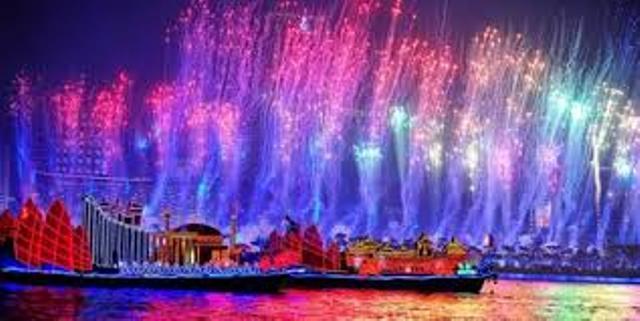 Отмечаем Новый Год в Пекине
