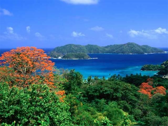 достопримечательности на Тринидаде и Тобаго