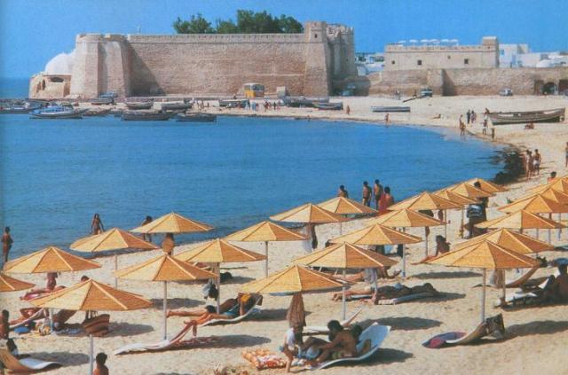 путешествие в страну Тунис