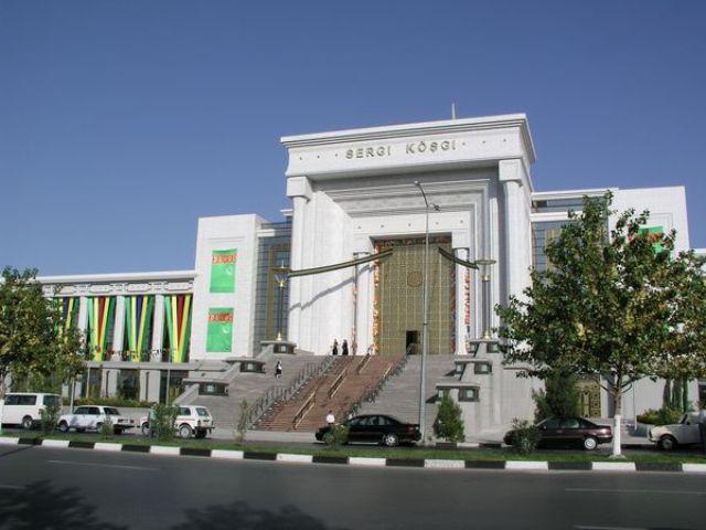 отдых и путешествие в Туркменистан