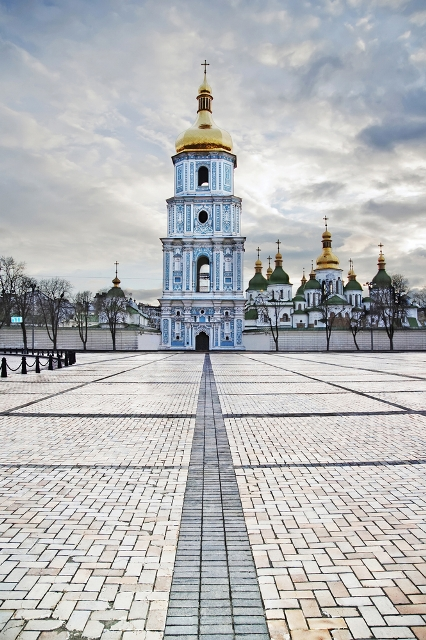отдых в Украине Софийский собор