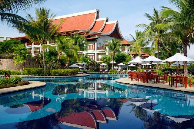 остров Фиджи отель