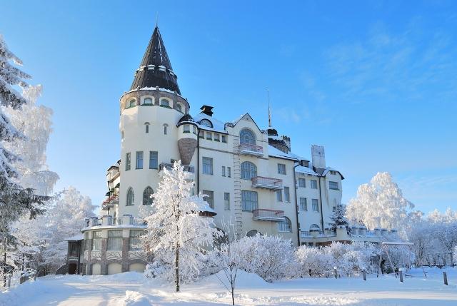 отдых в Финляндии Иматра