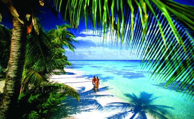 Отдых во Французской Полинезии