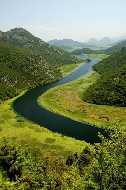 отдых в Черногории Река Крноджевика