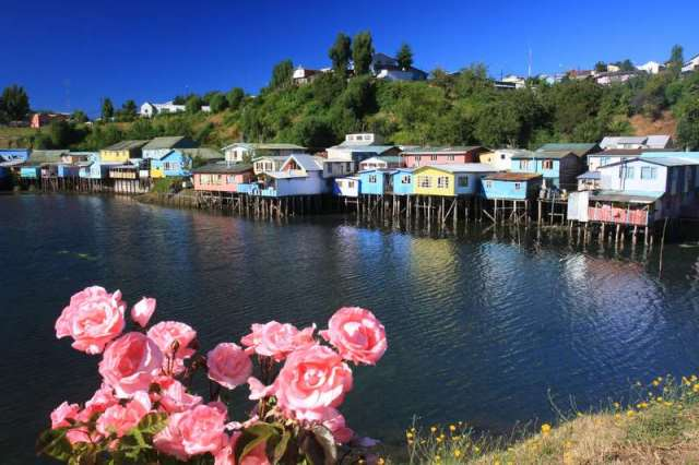страна Чили Остров Чилоэ