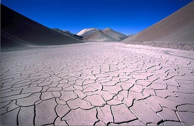 Пустыня Атакама Чили