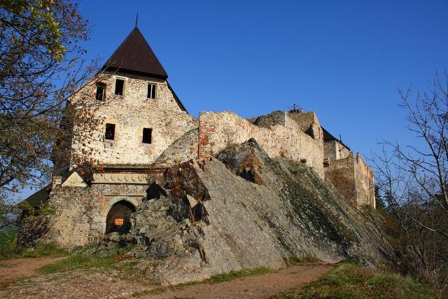 Чехия Замок Точник