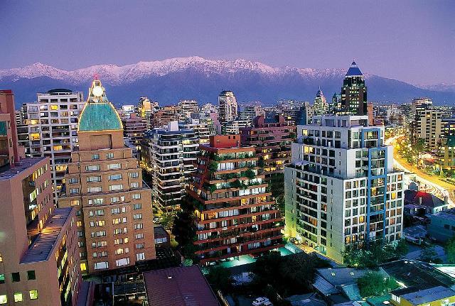 путешествие в Чили