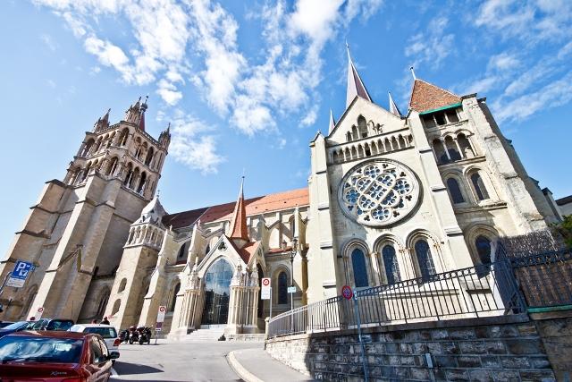 Собор в Лозанне