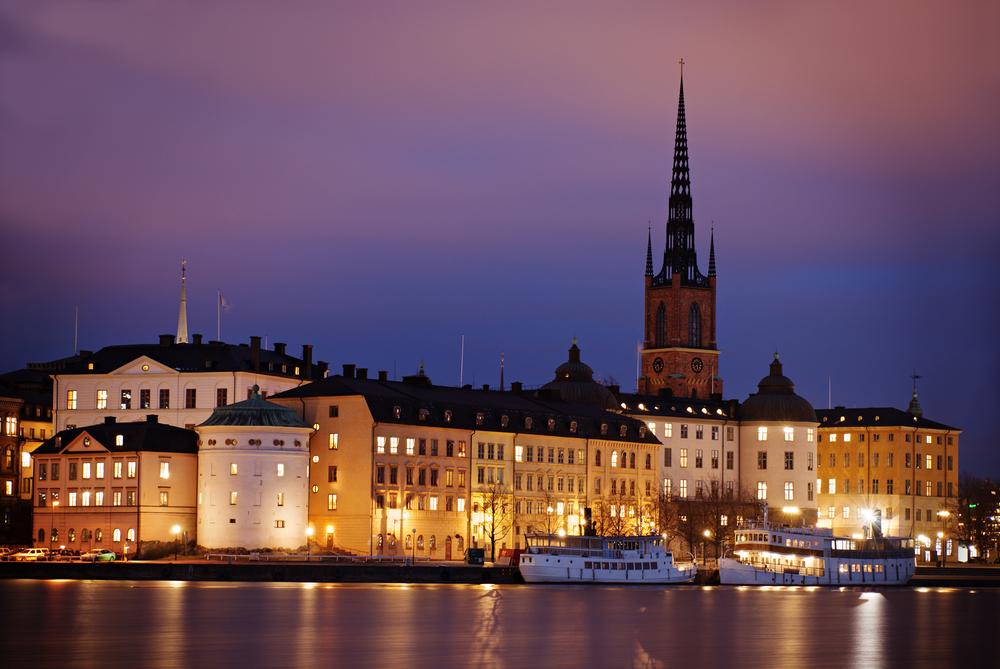 Старый город, Стокгольм Швеция