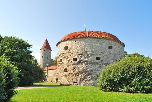 Эстония, Башня Толстая Маргаритя, Таллин