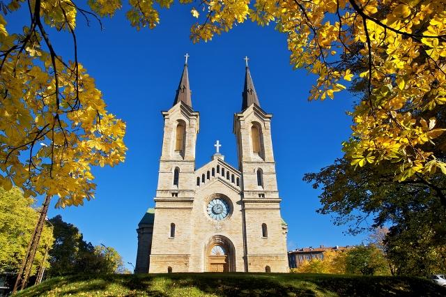 Церковь Каарли, Таллин Эстония