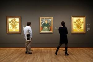 музей Винсента Ван Гога Амстердам