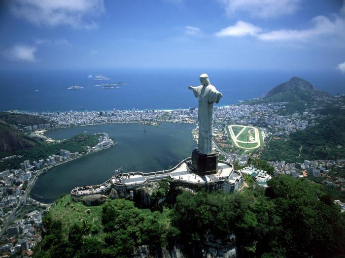 статуя Иисуса, Рио
