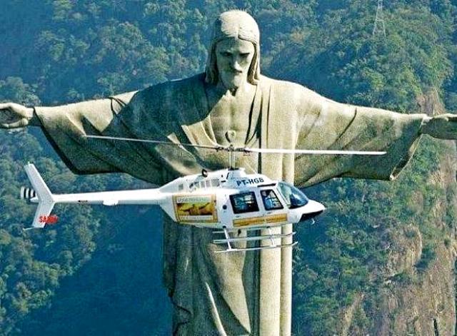 статуя Христа,Бразилия