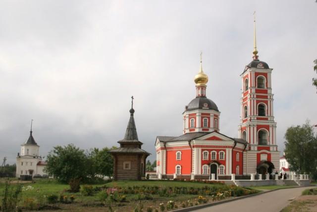 Ростов, монастырь