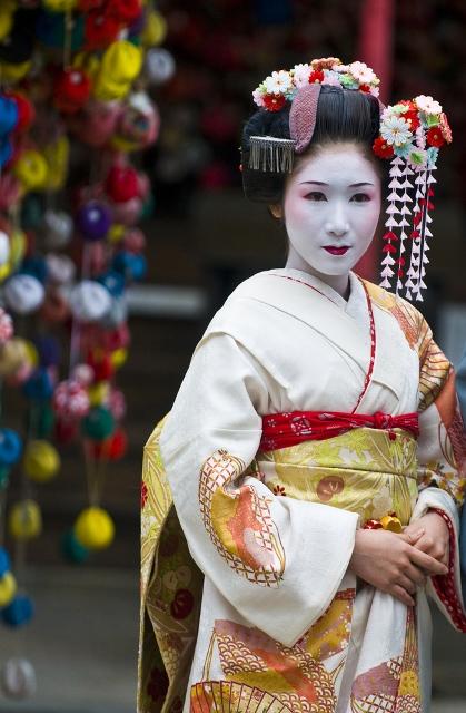 Гейша Япония